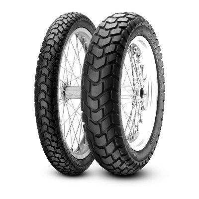 Par Pneus Pirelli MT60 100/90-19+140/80-17