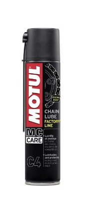 Motul C4 Chain Lube 400Ml- Lubrificante Corrente