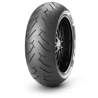 Pneu Pirelli Diablo Rosso 2 240/45-17 82W Traseiro