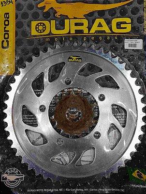 Kit Coroa/Pinhão Durag GSF600 GSF1250S Bandit 2000-2004