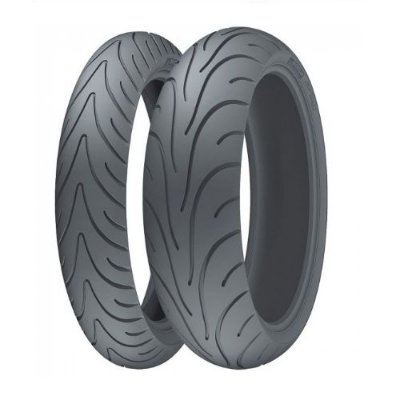 Par Pneus Michelin Pilot Road 2 120/70-17+180/55-17