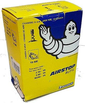 Câmara De Ar Michelin 19ME Dianteira Bros125 Bros150 Bros160
