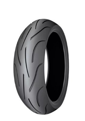 Pneu Michelin Pilot Power 2Ct 190/50-17 Traseiro