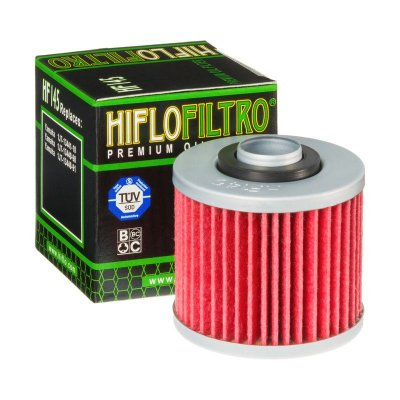 FILTRO DE OLEO HIFLOFILTRO HF145 XT600 XT660 DRAGS