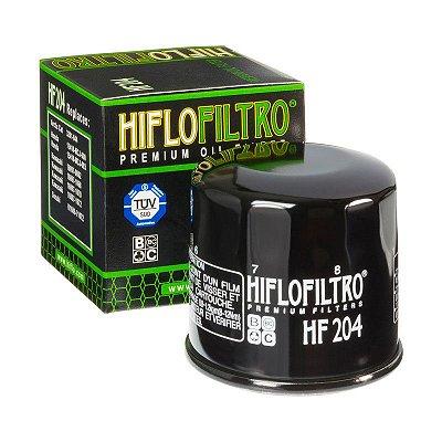 Filtro De Oleo Hiflofiltro Hf204B Honda Yamaha Tri