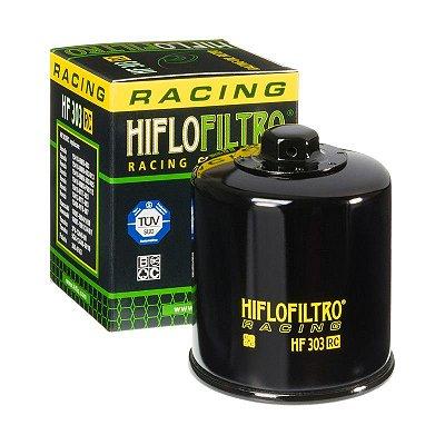 Filtro De Oleo Hiflofiltro Hf303RC Racing ZX6 ZX10 Z750 Z800