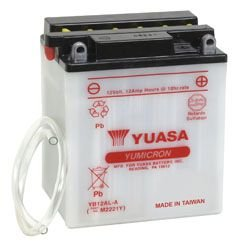 Bateria Yuasa Yb12Al-A Virago535 Tenere XT600 BMW650
