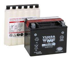 Bateria Yuasa Ytx12-Bs DL650 VStrom Thriumph Scrambler ER6N