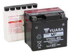 BATERIA YUASA YTX5L-BS TITAN/BROS 125 ES