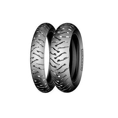 Par Pneus Michelin Anakee 3 110/80-19 + 150/70-17