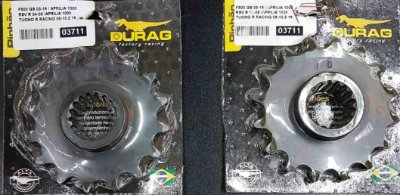 Pinhão Durag F800 GS 2008-2016