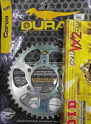 Kit Completo Transmissão Durag DID Z750 2004-2011