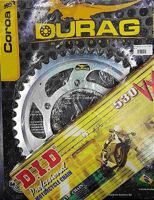 Kit Completo Transmissão Durag DID YZF R1 2009-2014