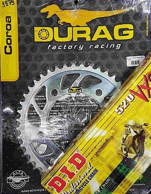 Kit Completo Transmissão Durag DID NC700 2012-2015