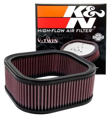 Filtro de Ar KN HD-1102 Harley Davidson VRod Night Rod