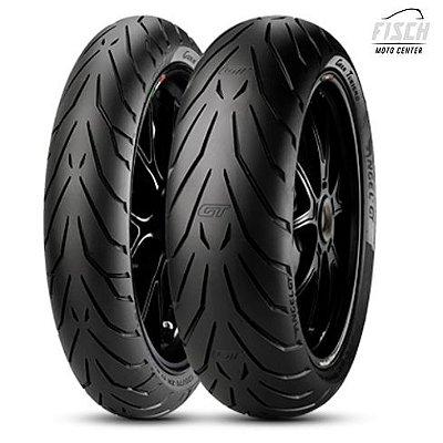 Par Pneus Pirelli Angel GT 120/70-17+190/55-17
