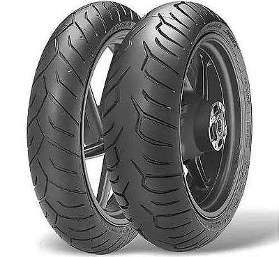 Par Pneus Pirelli Diablo Strada 120/70-17 + 160/60-17 CB500