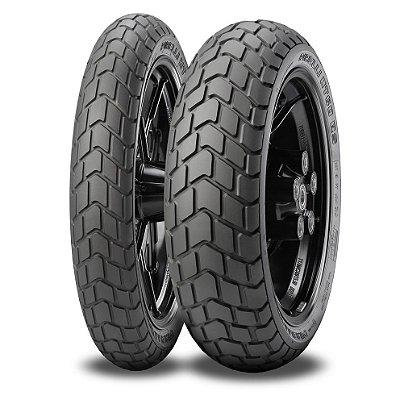 Par Pneus Pirelli MT60 RS 120/70-17 + 180/55-17 Versys 1000