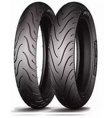 Par Pneus Michelin Pilot Street Radial 110/70-17 + 130/70-17