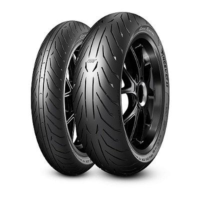 Par Pneus Pirelli Angel GT2 120/70-17+180/55-17