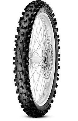 Pneu Pirelli Scorpion MX Extra J 70/100-19 Dianteiro Minimoto