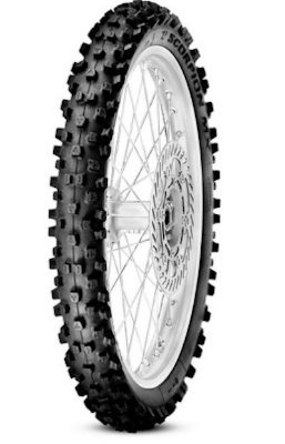 Pneu Pirelli Scorpion MX Extra J 60/100-14 Dianteiro Minimoto
