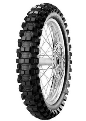 Pneu Pirelli Scorpion MX Extra J 80/100-12 SCORPION Traseiro Minimoto