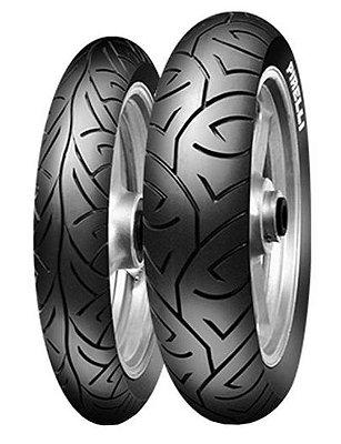 Par Pneus Pirelli Sport Demon 100/80-17+130/70-17