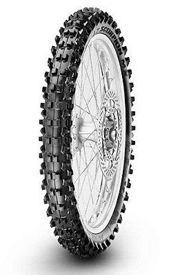 Pneu Pirelli Scorpion MX Midsoft 32 80/100-21 Dianteiro