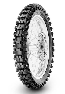 Pneu Pirelli Scorpion MX Midsoft 32 110/90-19 Traseiro
