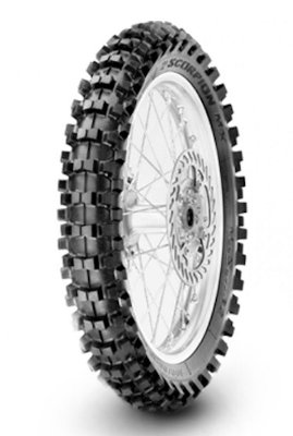 Pneu Pirelli Scorpion MX Midsoft 32 120/80-19 Traseiro