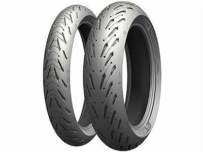 Par Pneus Michelin Road 5 GT 120/70-17+190/55-17