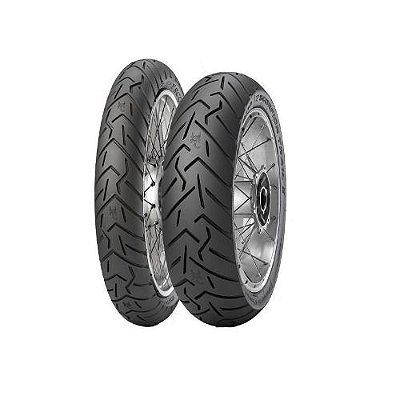 Par Pneus Pirelli Scorpion Trail II 100/90-19+130/80-17