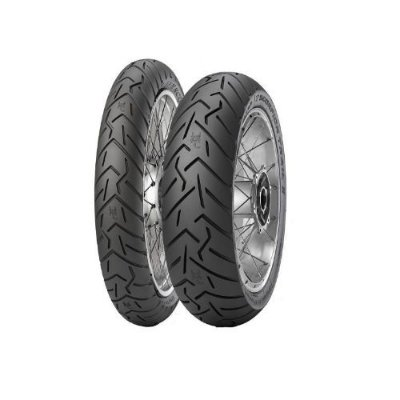 Par Pneus Pirelli Scorpion Trail II 110/80-19+160/60-17