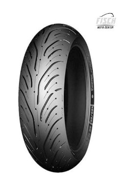 Pneu Michelin Pilot Road 4 160/60-17 69W Tras.