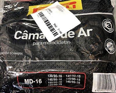 Câmara De Ar Pirelli MD16 Aro 16