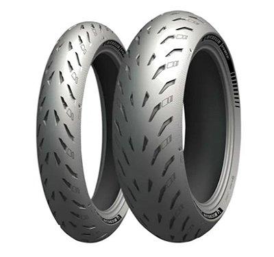 Par Pneus Michelin Power 5 120/70-17+190/55-17