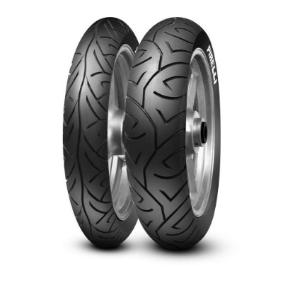 Par Pneus Pirelli Sport Demon 100/90-18+150/70-17