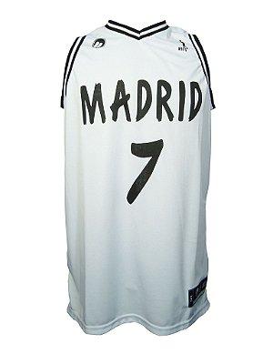 Regata de Basquete Madrid M10 - Caixa com 18 UN