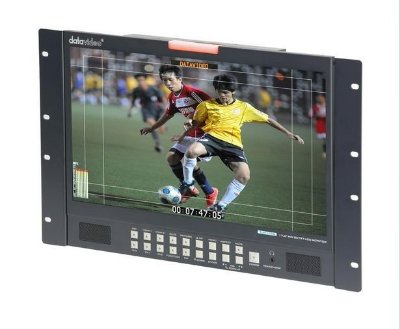 "Monitor - 17.3"" HD/SD TFT LCD U Rackmount Unit - Datavideo"