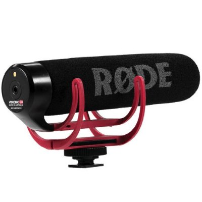 Microfone VideoMic GO - Rode