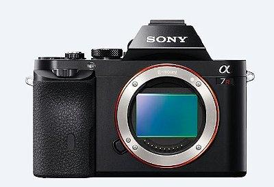 Câmera Sony a7R