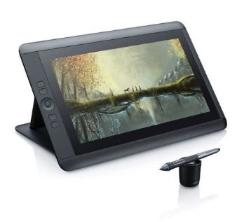 Display Interativo Wacom Cintiq 13HD Pen e Touch - DTH1300