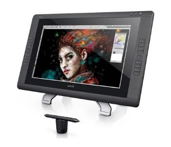 Display interativo Wacom Cintiq 22HD Pen & Touch - DTH2200