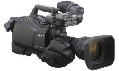 Câmera HSC-100 - Sony