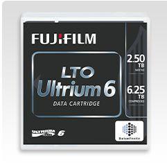 FITA LTO-6 ULTRIUM 2.5TB - FUJIFILM
