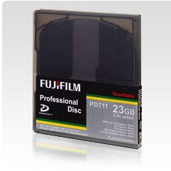 Mídia XDCAM PROFESSIONAL PD711 23GB - FUJIFILM