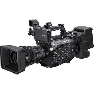 Câmera PXW FS7M2 Super 35mm - Sony (apenas corpo)