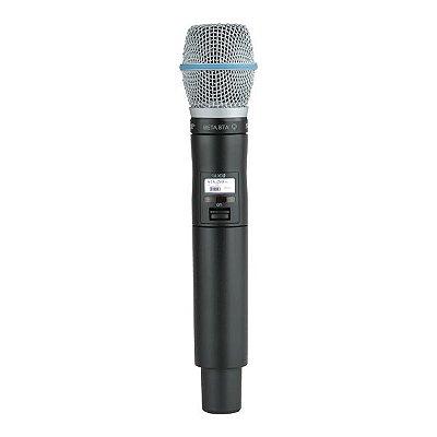 Microfone de mão UR2/BETA87A - Shure