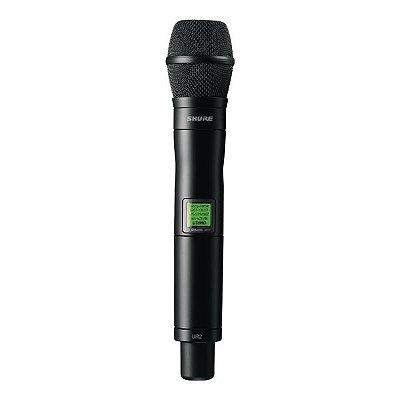 Microfone de mão sem fio UR2/KSM9/BK - Shure